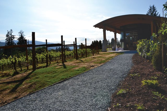 Blue Grouse Estate Winery