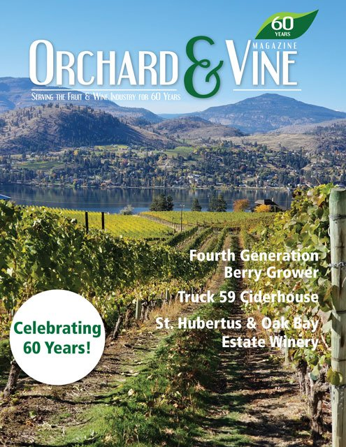 Orchard & Vine Summer 2019
