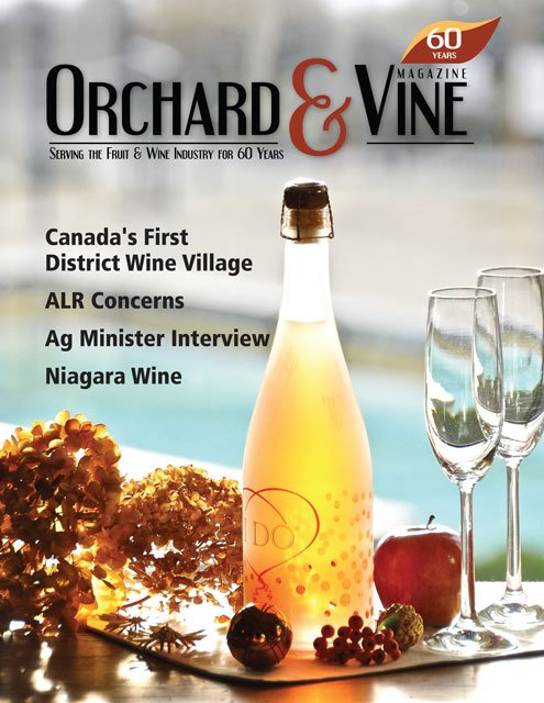 Orchard & Vine Cover Year End 2019