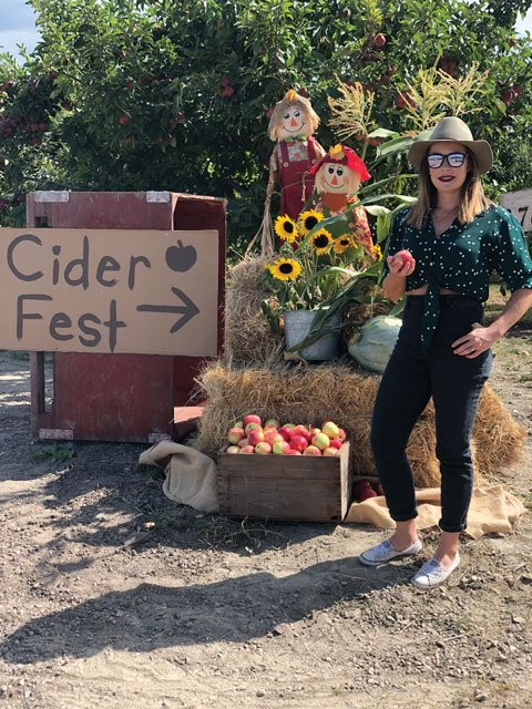 Cidermaker Kristy French