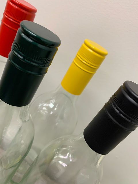 Interior Beverage Bottles