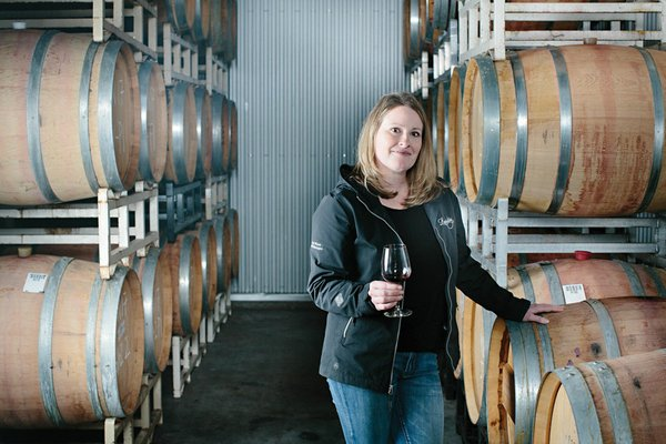 Liquidity Winemaker Alison Moyes