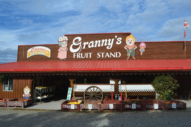 Granny's Fruit Stand